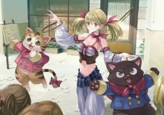 Atelier Rorona: The Alchemist of Arland Wallpaper 012