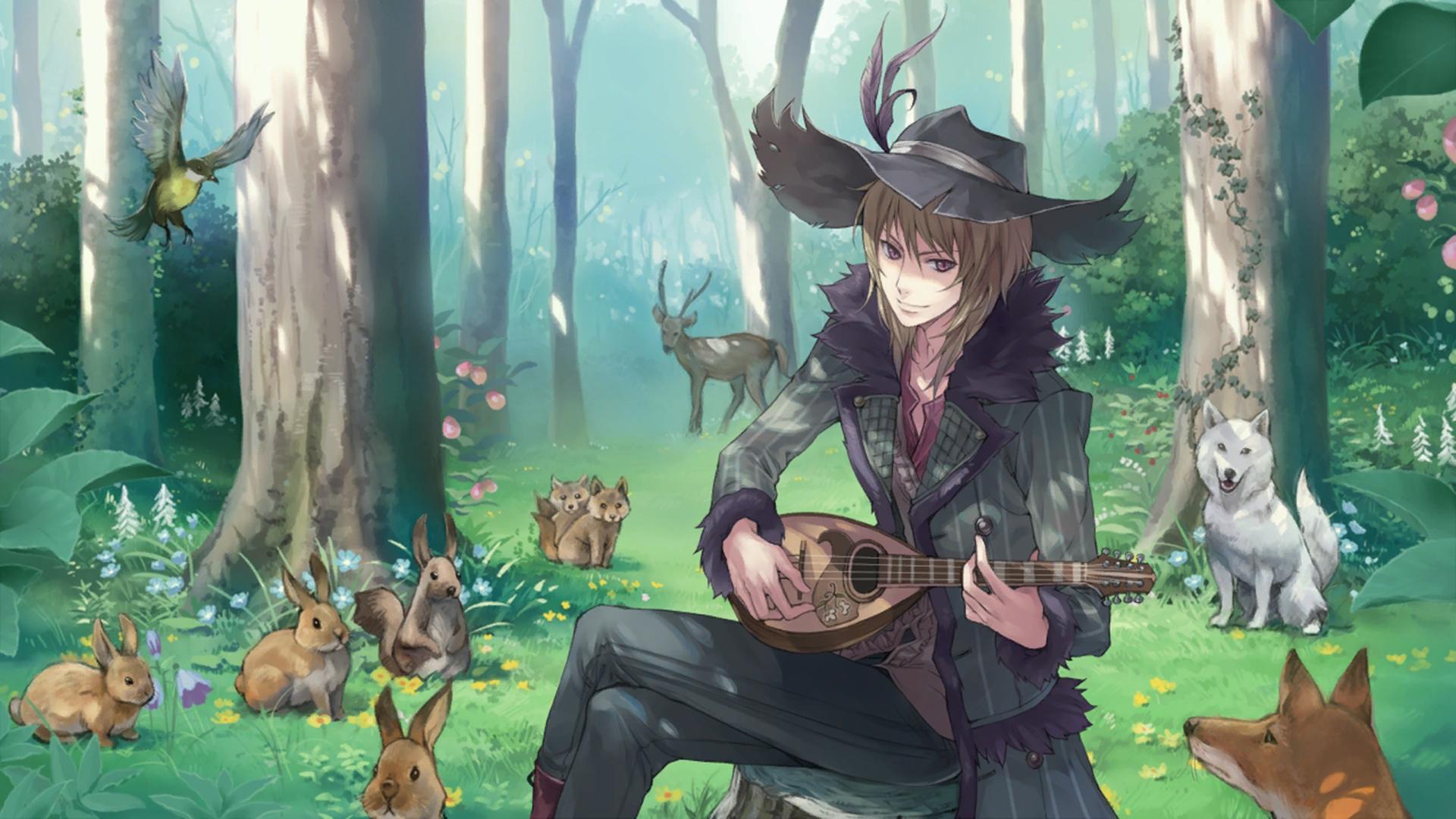 Atelier Rorona The Alchemist of Arland Wallpaper 013