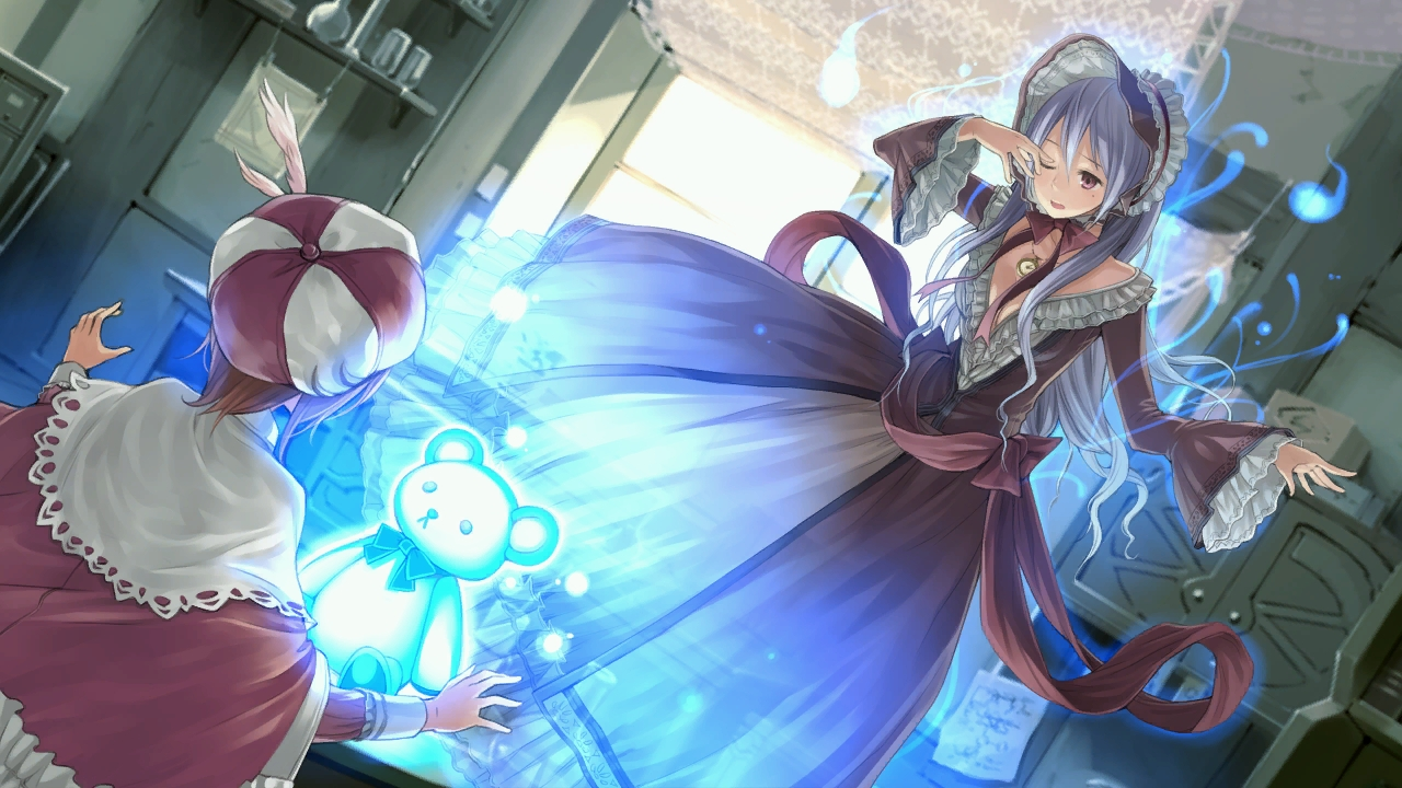 Atelier Rorona The Alchemist of Arland Wallpaper 014