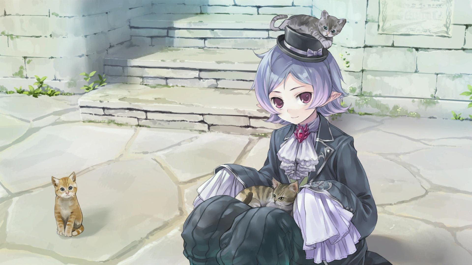 Atelier Rorona The Alchemist of Arland Wallpaper 019
