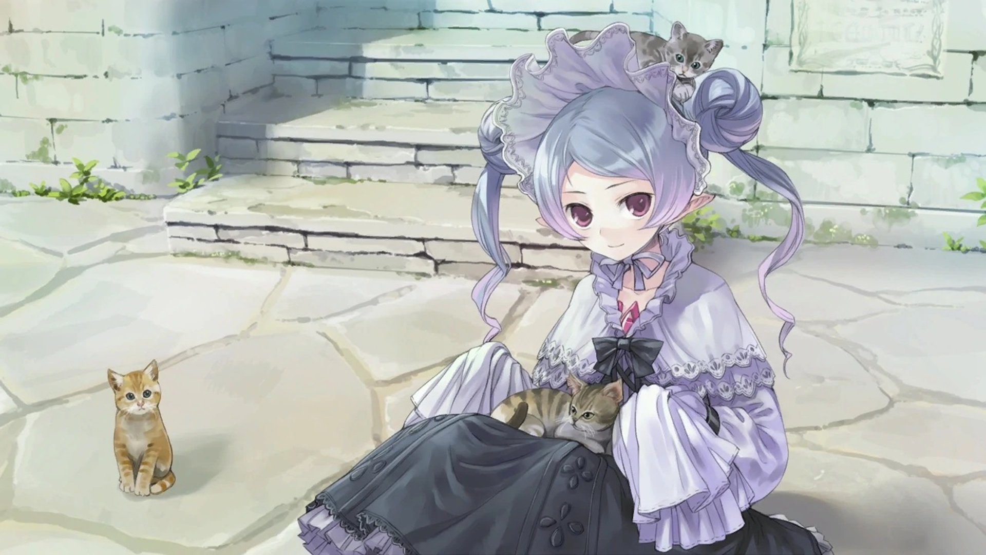 Atelier Rorona The Alchemist of Arland Wallpaper 020