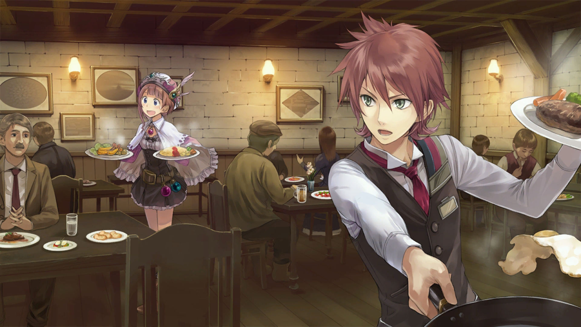 Atelier Rorona The Alchemist of Arland Wallpaper 026