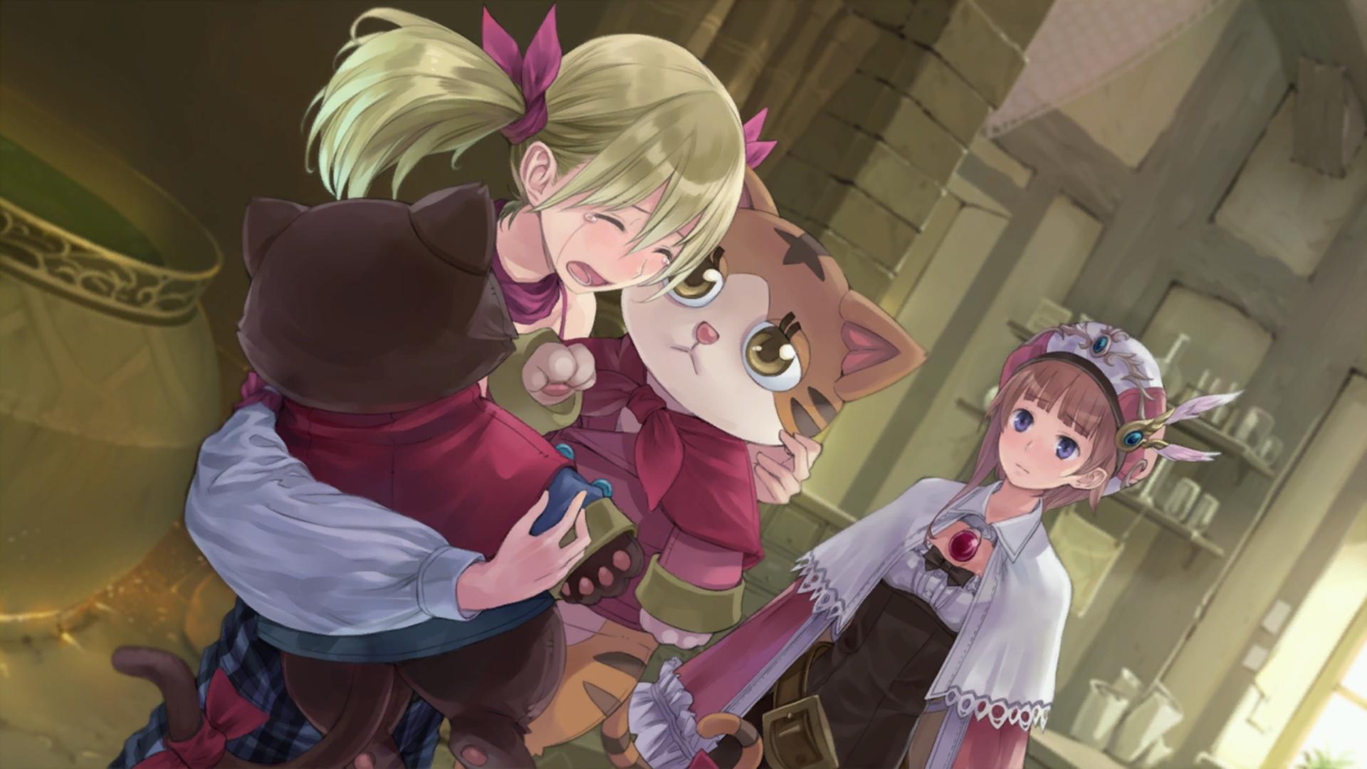 Atelier Rorona The Alchemist of Arland Wallpaper 027
