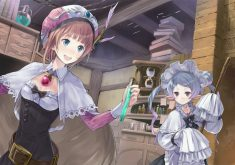 Atelier Rorona: The Alchemist of Arland Wallpaper 034