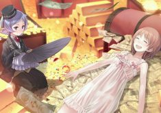 Atelier Rorona: The Alchemist of Arland Wallpaper 045