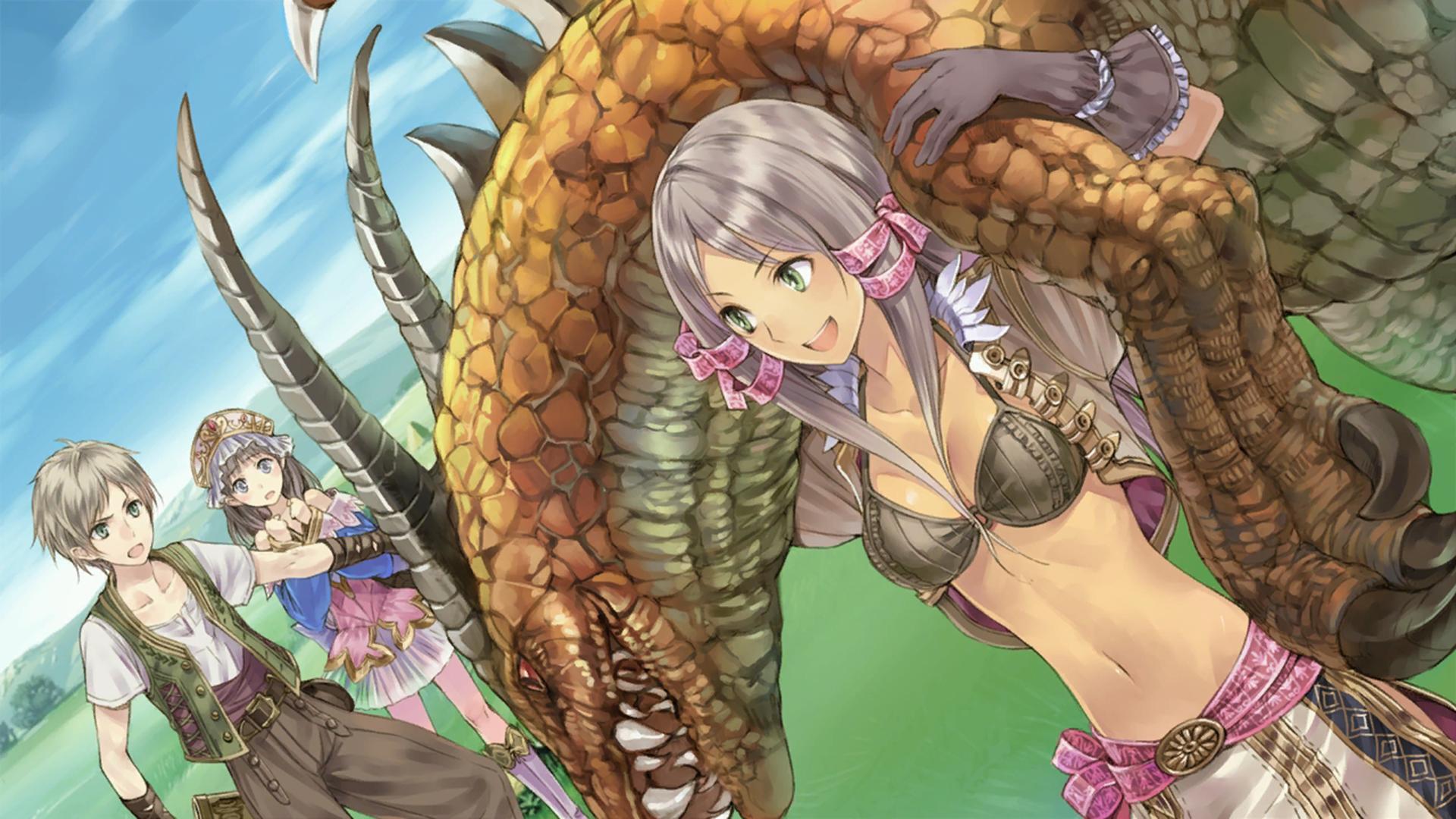 Atelier Totori The Adventurer of Arland Wallpaper 004