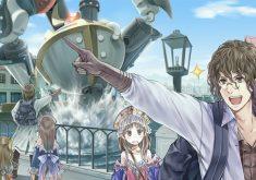 Atelier Totori: The Adventurer of Arland Wallpaper 013