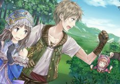 Atelier Totori: The Adventurer of Arland Wallpaper 024