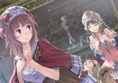 Atelier Totori: The Adventurer of Arland Wallpaper 028