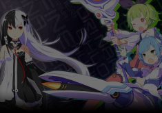 Conception II: Children of the Seven Stars Wallpaper 006 – Torri, Ellie, & Serina