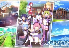 Conception II: Children of the Seven Stars Wallpaper 015