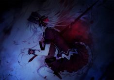 Fairy Fencer F Wallpaper 018 – Tiara