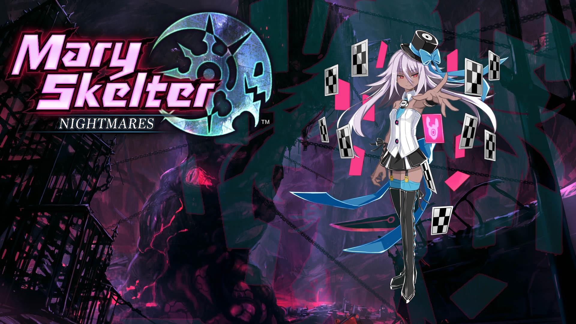 Mary Skelter Nightmares Wallpaper 004 Hameln