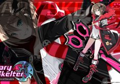 Mary Skelter: Nightmares Wallpaper 023 – Red Riding Hood